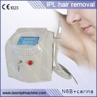 China Mini Protable Depilation Laser IPL Hair Removal Machines Pigment For Skin Care on sale