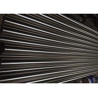 High Strength Polished Stainless Tube / Long Mirror Polished Stainless Steel Tube Manufactures