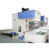 High Output PP Single Non Woven Fabric Making Machine / Nonwoven Converting Machinery Manufactures