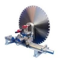 China Wireless Remote Control Wire Saw Cutting Machine 600/1800mm Diameter Range on sale