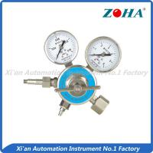 Digital Ammonia Pressure Regulator , Adjustable Ammonia Gas Regulator Manufactures