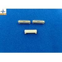 1.25mm Pitch Vertical SMT Connector With Phosphor Bronze Material A1253WVA Series Manufactures