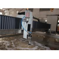 Copper / Stainless Steel Water Jet Cutting Machine Robust And Accurate Design
