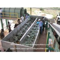 Buy cheap Cassava flour milling process high quality cassava flour processing plant install in Nigeria from wholesalers