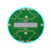 System Printed Board High Frequency Rogers PCB Board Audio Amplifier Application