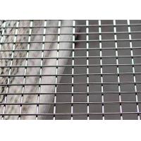 Galvanized PVC Coating Wire Mesh Panel For Building SGS ISO Certification Manufactures