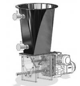 Automatic Gravimetric Feeding System , Gravimetric Feeder For Material Transmission Manufactures