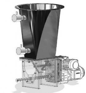China Automatic Gravimetric Feeding System , Gravimetric Feeder For Material Transmission on sale