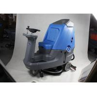 Dycon D9  Blue Grey Big Tank Ride On Drving Floor Scrubber Dryer Machine Manufactures