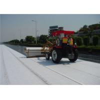 Quality High Construction Non Woven Polyester Spunbond Fabric Weed Barrier Free Sample for sale