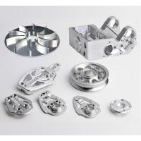 Customized Aluminum Cnc Machined Parts / Industrial Precision CNC Milling Parts Manufactures