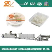 Buy cheap Frequency Speed Nutritional Rice Making Machine Plant Self - Cleaning Function from wholesalers