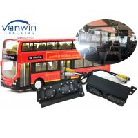 TCP/IP server Wireless 3G 4G WIFI dialing bus people counter 4ch MDVR system Manufactures