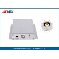 Aluminum Alloy IOT RFID Reader HF Type Host And Scan Work Mode Support EMI Detection Manufactures
