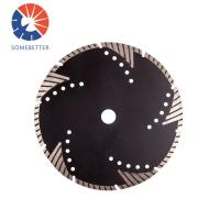 Sharp Circular Widely Used Diamond Saw Blade For Granite Ceramic Tile Cutting Manufactures