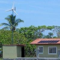 2,600W Wind and Solar Hybrid System with 2,000W Rated Wind Power/600W Solar Power Manufactures