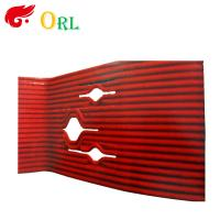 Power Station Gas Boiler Water Wall Panels , Water Wall Construction Panel ORL Power Manufactures