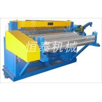 Full Automatic Stainless Steel Welded Wire Mesh Machine Manufactures