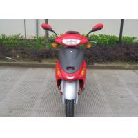 China Air Cooled Mini Bike Scooter 50cc Red Full Aluminum Adult Electric  Motorcycle on sale