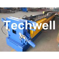 "3"" * 4"" Rectangular Rainspout Roll Forming Machine for Rainwater Downpipe, Water Pipe Manufactures"