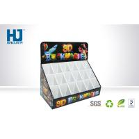 Recyclable cardboard custom Counter Display Boxes with Hot Stamp Printing Manufactures