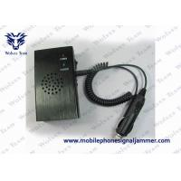 China Portable Mobile Phone Signal Jammer , 2G 3G Cell Phone Signal Blocker DCS PCS on sale
