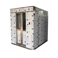 China HEPA Air Filter Air Shower Tunnel With Ultraviolet Lamp For Clean Room on sale