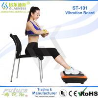 China Gladness Full Body Vibration Platform Fitness Massage Machine Exercise Vibration Trainer wholesale