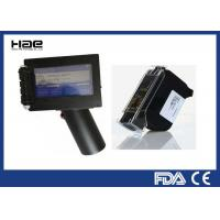 HAE - 530 TIJ Handheld Coding Machine , Easy Operation Portable Expiry Date Printer Manufactures