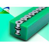 Uhmwpe conveyor side guide rail/hdpe virgin chain guide strip/steel chain+ uhmwpe chain guide made in china Manufactures