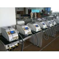 Pigment And Tattoo Removal Portable Q-Switch ND YAG Laser Machine Manufactures