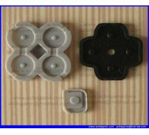 3DS Button Rubber Nintendo 3DS repair parts Manufactures