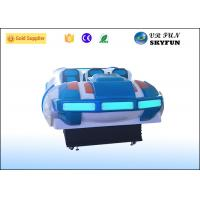 China 6 Seats 9D Virtual Reality Cinema , XD Theatre For Shopping Mall / Tourist Attractions on sale