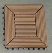 Anti UV Artifical Turf Wood Plastic Composite Flooring for Garden and Park11 Manufactures