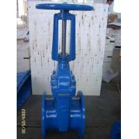 815-F (DIN) Ductile iron resilient seat RS gate valve Manufactures