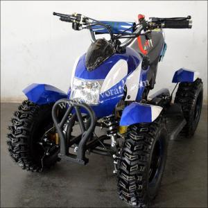 China Fashion Gas Power Four Wheel ATV 49CC Kids Quad ATV for Sale on sale