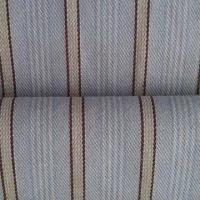 100% Cotton Yarn-dyed Fabric with 57 or 58 Inches Width, Density of 120 x 80/40 x 40 Yarn Count Manufactures