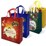 Biodegradable Non Woven Handbag Environmentally Friendly Shopping Bags Manufactures