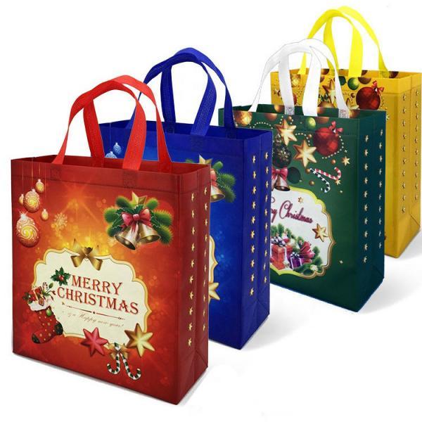 Quality Biodegradable Non Woven Handbag Environmentally Friendly Shopping Bags for sale