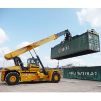 China 45 Ton Telescopic Boom Crane Container Reach Stacker XCS45 Efficient Operation on sale