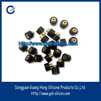 China Customized precision rubber to metal bonding parts for pos machine on sale