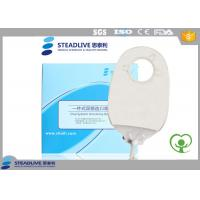 China 500Ml Volume One Piece Urostomy Night Drainage Bag For Hospital Stoma on sale