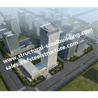 Commercial Residential multi storey steel frame buildings And High Rise Building Contractor Manufactures