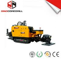 32 Tons 12000NM Horizontal Directional Drilling Machine / Directional Drilling Equipment Manufactures