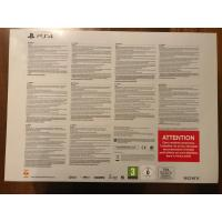 New ps4  20th annivesary  edition  500gb console with warranty Manufactures