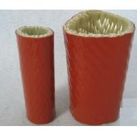 China Fire-resistant & Heat-resistant fiberglass sleeving on sale