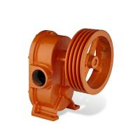 GL/GC Series belt pulley driven/casting iron oil pump Manufactures