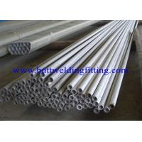 ASTM Super Duplex Stainless Steel Pipe , Small Diameter Stainless Steel Tubing Manufactures