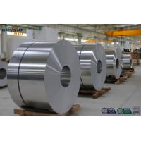 Construction Decoration Thin AA 1110 Cold Rolled Aluminium Coil With 1250mm Width Manufactures