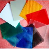 China Colourful PC Sheet for Greenhouse (JFL-045) on sale